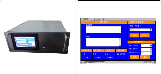 动态配气仪/标准气体稀释仪