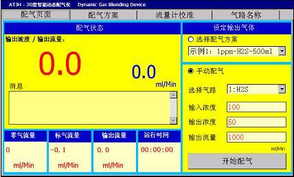 标准气体稀释仪