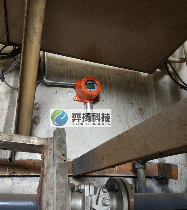 锻造车间天然气泄漏报警器