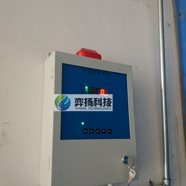 锻造车间可燃气体报警控制器