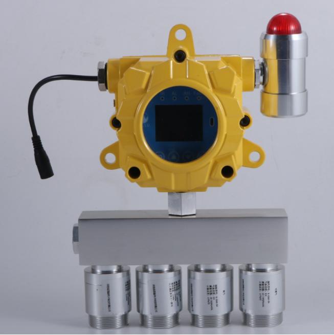 固定式四合一气体探测器G4in1